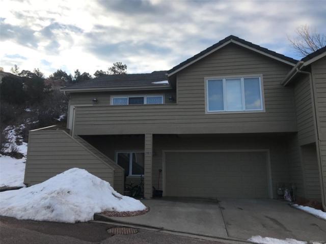 6835 Briar Rose Trail, Littleton, CO 80125 (#5206608) :: The Peak Properties Group