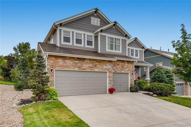 7291 Serena Drive, Castle Pines, CO 80108 (#5206636) :: The Brokerage Group