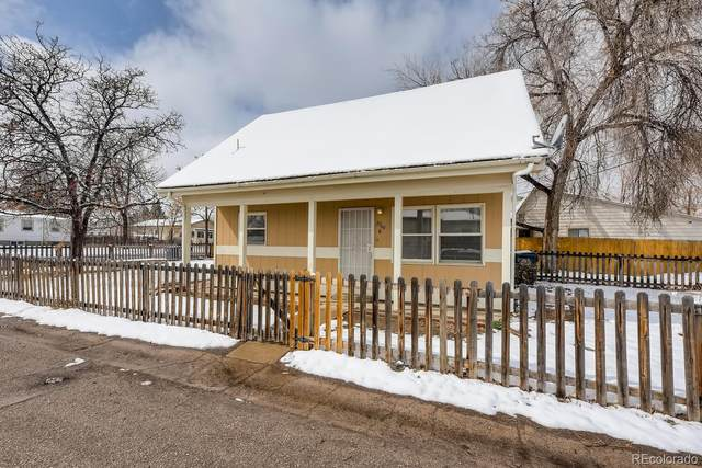 2769 W Iliff Avenue #6, Denver, CO 80219 (MLS #5206770) :: Wheelhouse Realty