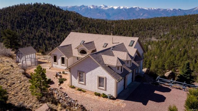 620 Trail Drive, Cotopaxi, CO 81223 (#5207087) :: Hometrackr Denver