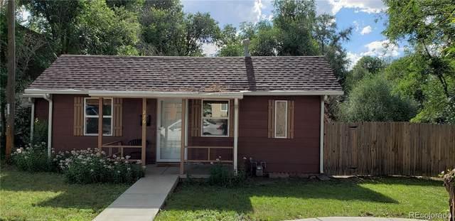 226 N Arcadia Street, Colorado Springs, CO 80903 (#5207136) :: The Scott Futa Home Team