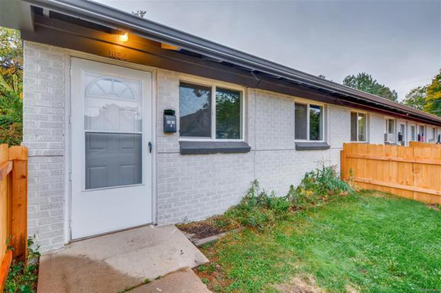 1636 E 30th Avenue, Denver, CO 80205 (#5207138) :: My Home Team