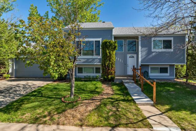 6551 S Dahlia Circle, Centennial, CO 80121 (MLS #5207185) :: 8z Real Estate