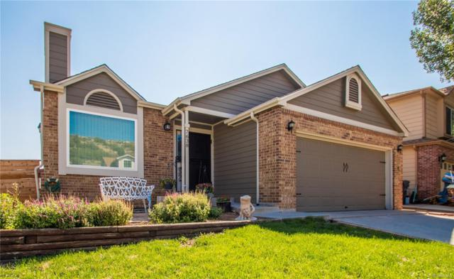 7638 Jared Way, Littleton, CO 80125 (#5207614) :: The Griffith Home Team