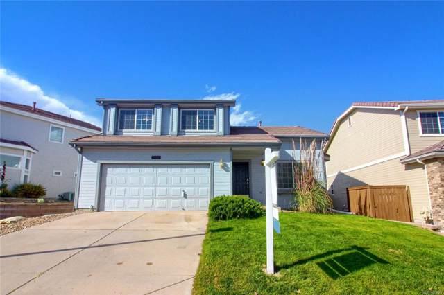 4611 Fenwood Drive, Highlands Ranch, CO 80130 (#5207883) :: The HomeSmiths Team - Keller Williams