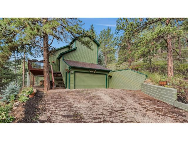 33458 Valley View Drive, Evergreen, CO 80439 (MLS #5208264) :: 8z Real Estate