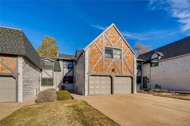 5821 E Ithaca Place, Denver, CO 80237 (MLS #5208306) :: 8z Real Estate