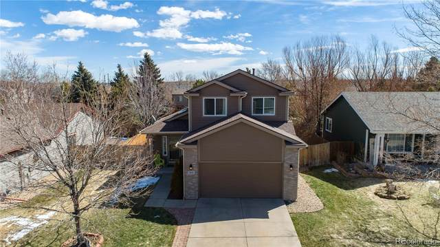 884 Fairhaven Street, Castle Rock, CO 80104 (MLS #5208317) :: 8z Real Estate