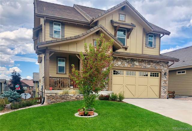 15745 Red Deer Drive, Morrison, CO 80465 (MLS #5208445) :: 8z Real Estate