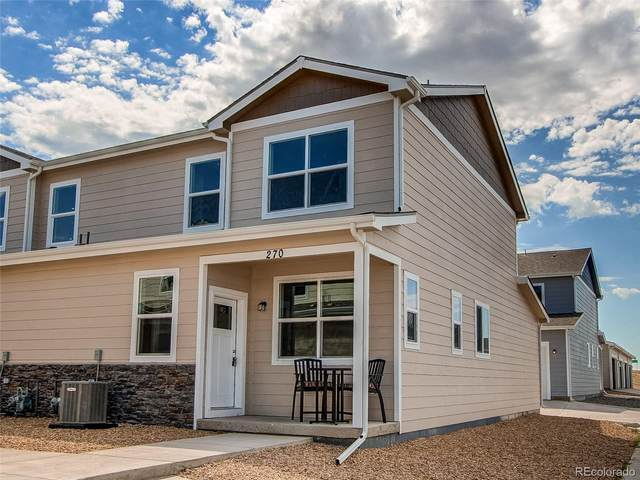 313 S 4th Court, Deer Trail, CO 80105 (#5208557) :: Own-Sweethome Team