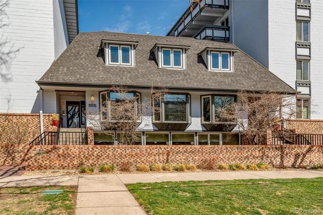555 E 10th Avenue #205, Denver, CO 80203 (#5208991) :: Re/Max Structure