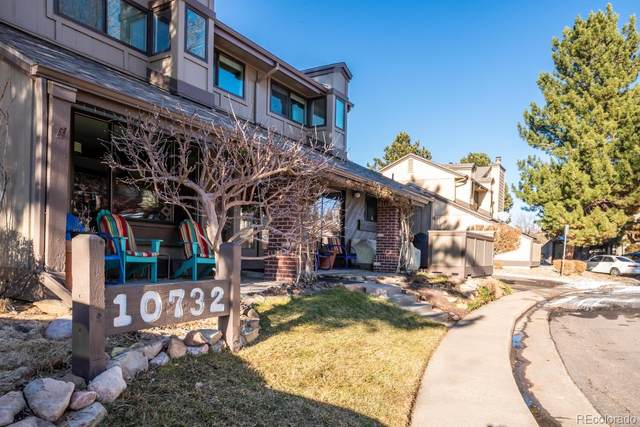 10732 W Florida Avenue D, Lakewood, CO 80232 (#5209218) :: My Home Team