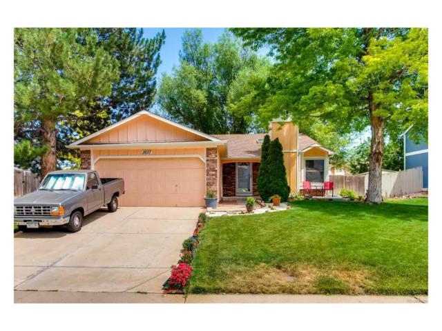 11657 W Bowles Circle, Littleton, CO 80127 (MLS #5209461) :: 8z Real Estate