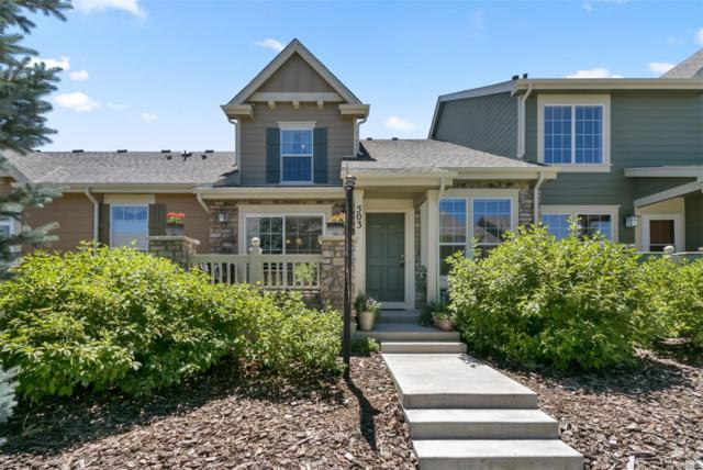 503 Lost Valley Place, Castle Rock, CO 80108 (#5209593) :: Bring Home Denver