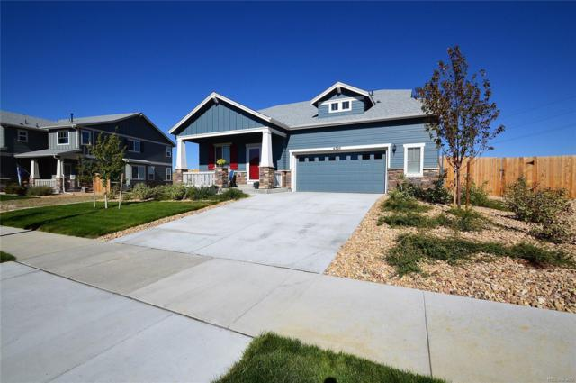 6325 S Harvest Street, Aurora, CO 80016 (#5209956) :: The HomeSmiths Team - Keller Williams