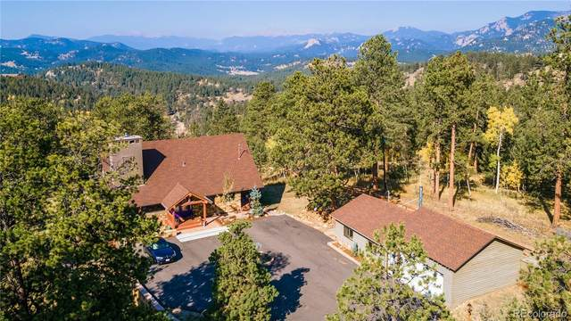 13533 S Wamblee Valley Road, Conifer, CO 80433 (#5210033) :: The HomeSmiths Team - Keller Williams