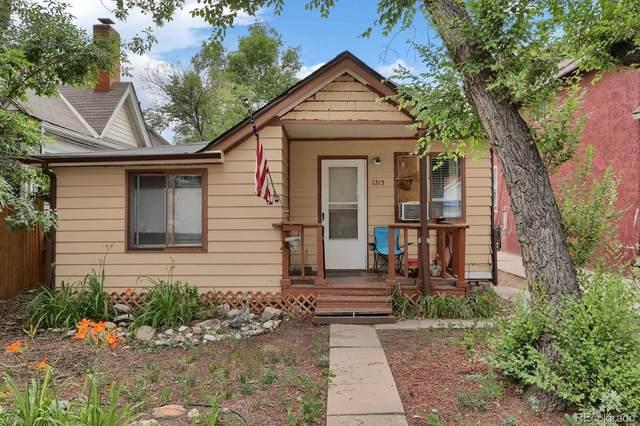1713 W Colorado Avenue, Colorado Springs, CO 80904 (MLS #5210067) :: 8z Real Estate