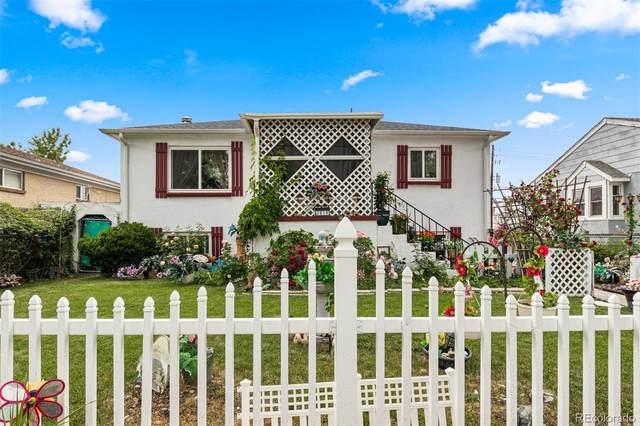2619 S Lincoln Street, Denver, CO 80210 (#5210386) :: Finch & Gable Real Estate Co.
