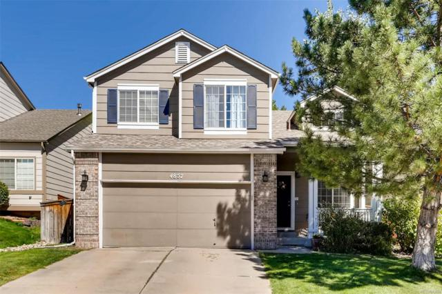 4857 Tarcoola Lane, Highlands Ranch, CO 80130 (MLS #5211707) :: 8z Real Estate