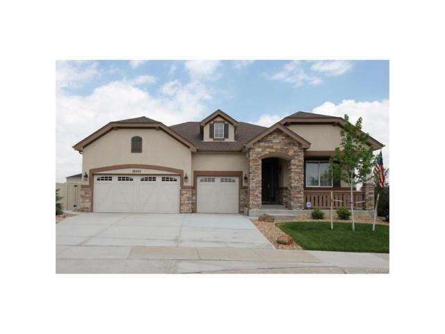 18245 Keswick Court, Parker, CO 80134 (MLS #5211717) :: 8z Real Estate