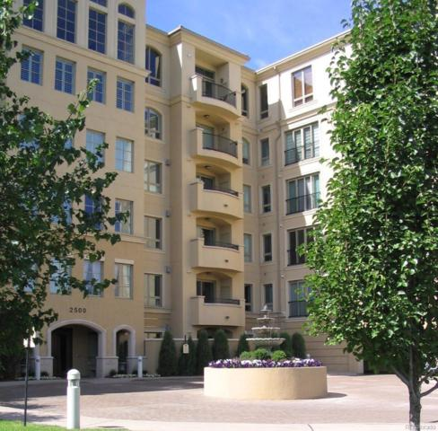2500 E Cherry Creek South Drive #214, Denver, CO 80209 (#5211792) :: The Healey Group