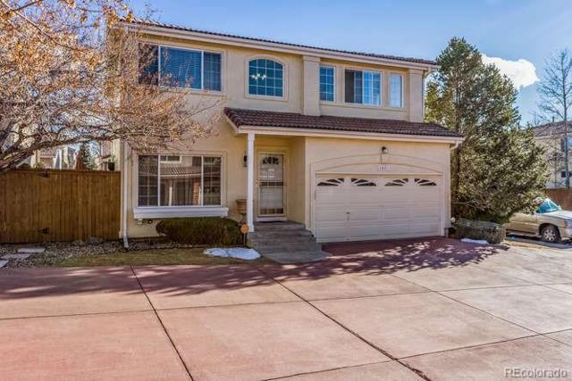 1421 Laurenwood Way, Highlands Ranch, CO 80129 (MLS #5211820) :: The Biller Ringenberg Group