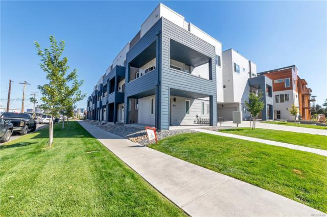3032 W 19th Avenue, Denver, CO 80204 (#5212107) :: The Galo Garrido Group