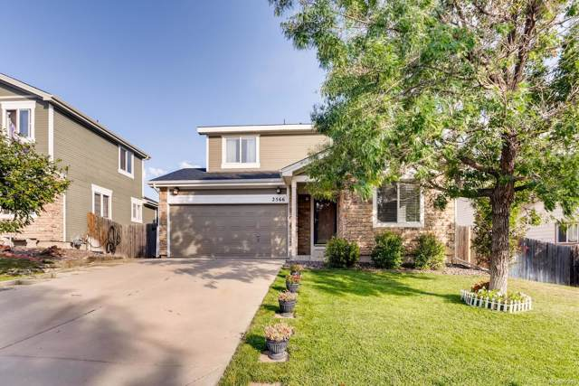 2566 S Genoa Court, Aurora, CO 80013 (#5212171) :: 5281 Exclusive Homes Realty