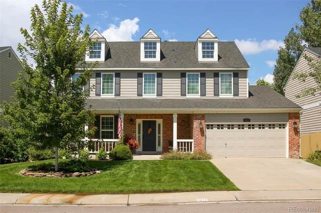 2817 N Torreys Peak Drive, Superior, CO 80027 (MLS #5212316) :: 8z Real Estate