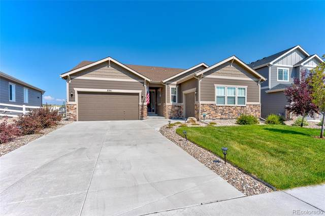 5741 Flat Rock Court, Castle Rock, CO 80104 (#5213193) :: The Colorado Foothills Team | Berkshire Hathaway Elevated Living Real Estate