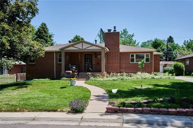 730 Fairfax Street, Denver, CO 80220 (#5213203) :: Sultan Newman Group