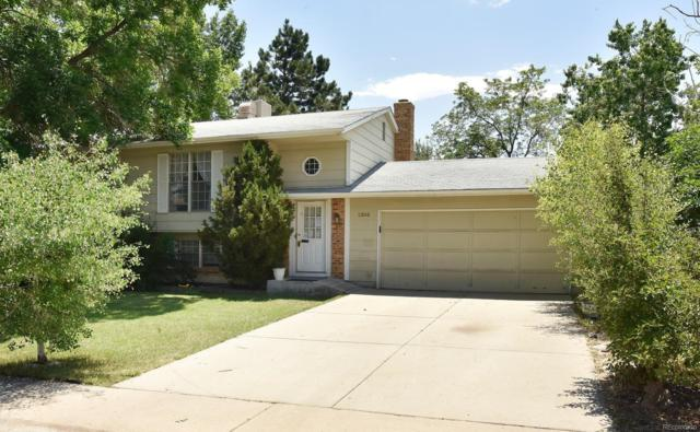 2806 W 98th Circle, Federal Heights, CO 80260 (#5213310) :: The DeGrood Team