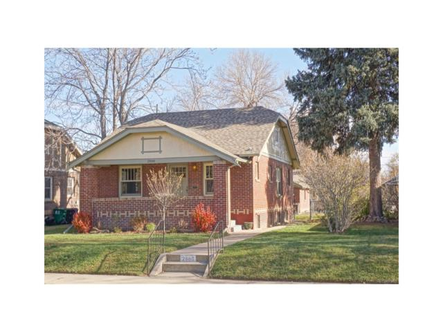 2886 Dexter Street, Denver, CO 80207 (#5213339) :: Wisdom Real Estate