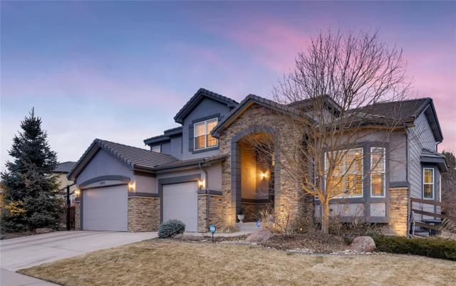 5975 S Paris Place, Greenwood Village, CO 80111 (#5213503) :: The Heyl Group at Keller Williams