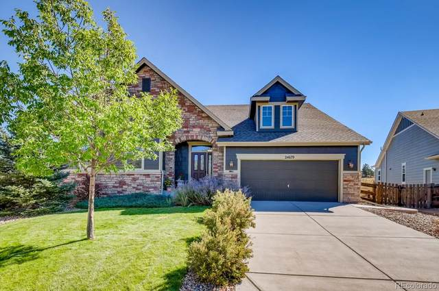 24679 E Moraine Place, Aurora, CO 80016 (#5213744) :: Kimberly Austin Properties