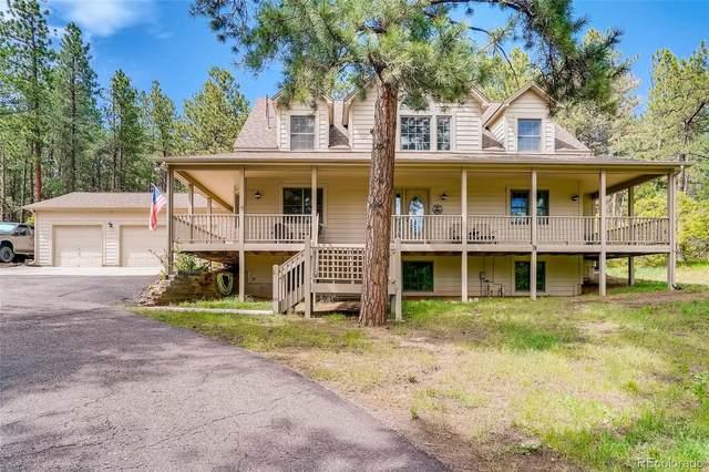 4305 Red Rock Drive, Larkspur, CO 80118 (MLS #5213759) :: Find Colorado