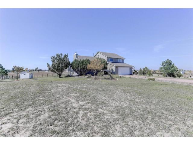 41605 Thunder Hill Road, Parker, CO 80138 (#5214197) :: The Sold By Simmons Team