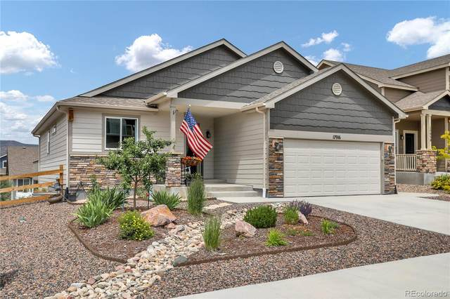17916 White Marble Drive, Monument, CO 80132 (#5214351) :: The Colorado Foothills Team   Berkshire Hathaway Elevated Living Real Estate