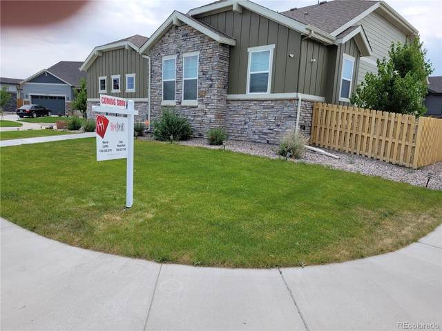 15922 E 114th Court, Commerce City, CO 80022 (#5214564) :: The Gilbert Group