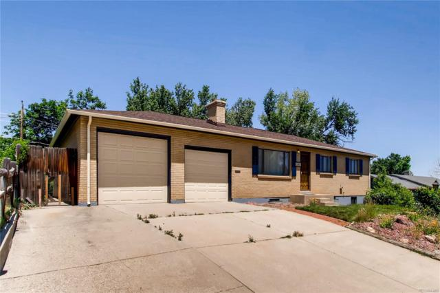 12437 W Mississippi Avenue, Lakewood, CO 80228 (#5214760) :: The Heyl Group at Keller Williams