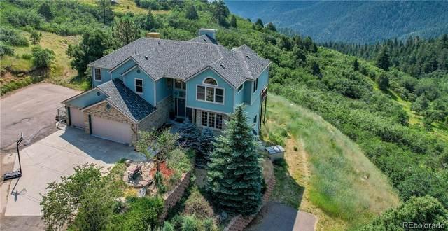 16264 Deer Mountain Drive, Littleton, CO 80127 (#5214937) :: Hudson Stonegate Team