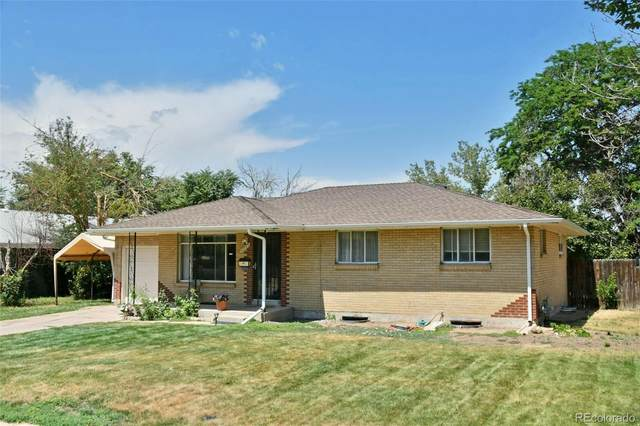 10735 E 6th Place, Aurora, CO 80010 (MLS #5215197) :: 8z Real Estate