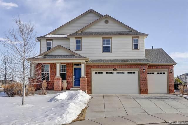 26896 E Clifton Place, Aurora, CO 80016 (MLS #5215256) :: 8z Real Estate