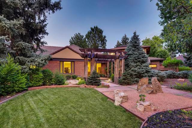 1950 S Milwaukee Street, Denver, CO 80210 (MLS #5215383) :: 8z Real Estate