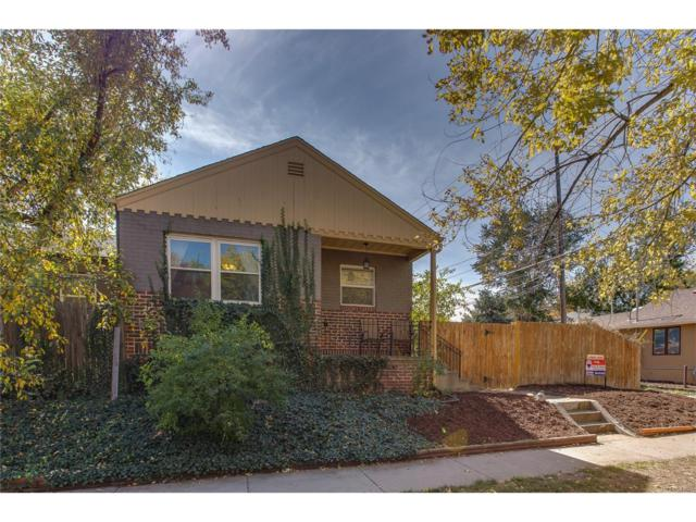 3832 E 11th Avenue, Denver, CO 80206 (#5215386) :: Wisdom Real Estate