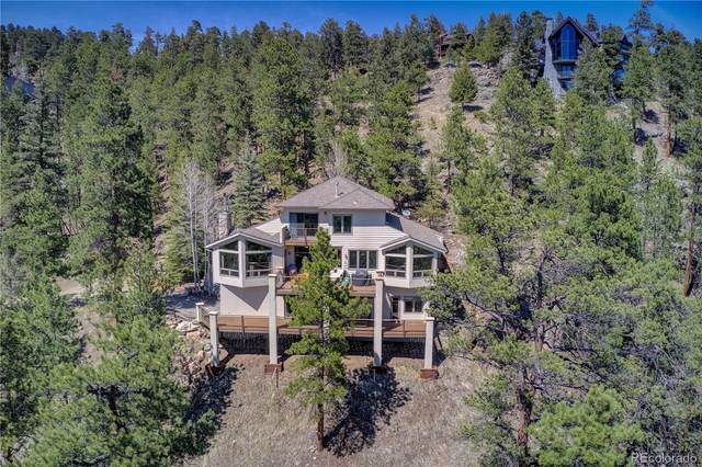 31481 Upper Bear Creek Road, Evergreen, CO 80439 (#5215394) :: Wisdom Real Estate