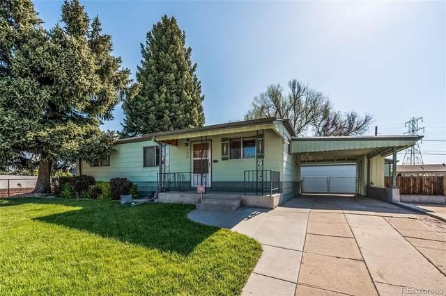 3940 Oak Street, Wheat Ridge, CO 80033 (#5215581) :: Mile High Luxury Real Estate