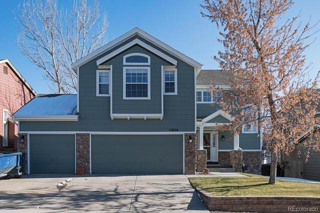 1954 Sandhurst Drive, Castle Rock, CO 80104 (#5215713) :: Berkshire Hathaway HomeServices Innovative Real Estate