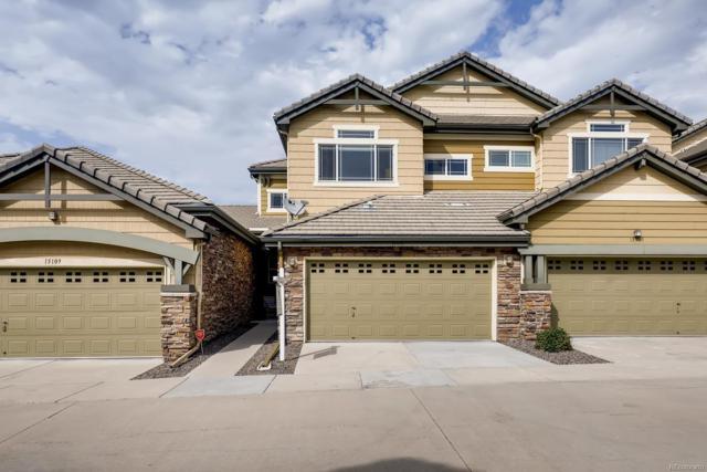15119 E Poundstone Place, Aurora, CO 80015 (MLS #5215727) :: 8z Real Estate