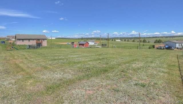 Doublet, Woodland Park, CO 80814 (#5215859) :: iHomes Colorado